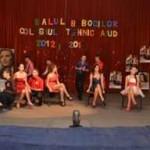 Balul Bobocilor 2012 – la Colegiul Tehnic Aiud