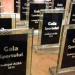 Gala Sportului Judeţean Alba 2012
