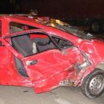 Accident rutier mortal la Decea, comuna Mirăslău, judeţul Alba