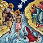 În 6 ianuarie, creştinii ortodocși de rit nou sărbătoresc Botezul Domnului. Datini şi obiceiuri de Bobotează.