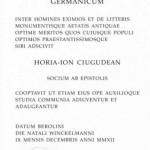 Cercetătorul Horia Ciugudean, originar din Aiud, a fost primit ca membru corespondent al Institutului Arheologic German