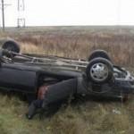 Un șofer din Aiud aflat sub influența băuturilor alcoolice a ratat o curbă pe DN1, în zona localităţii Mirăslău și a ajuns cu mașina în șanț