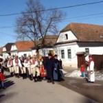 """Astăzi la Rimetea: """"Înmormântarea Fărşangului"""" – un obicei popular păstrat de secole"""