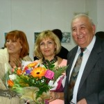 """La Centrul Cultural """"Liviu Rebreanu"""" din Aiud s-a deschis expoziţia de pictură semnată Natalia Bardi"""