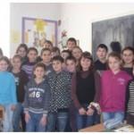 """Educarea copiilor pentru a iubi lectura şi tradiţiile româneşti la Școala Gimnazială """"Ovidiu Hulea"""" din Aiud"""