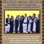 """Duminică la Galda de Jos  va avea loc cea de-a treia etapă a Concursului Judeţean """"Cultură pentru Cultură"""""""