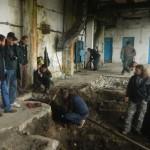 Se intenționează reluarea săpăturilor pentru recuperarea săbiilor generalilor Armatei Regale îngropate la Penitenciarul din Aiud