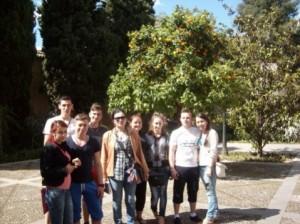 """Practică în Spania pentru elevii Liceului Agricol """"Alexandru Borza"""" din Ciumbrud"""