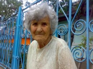 Ana Voicea Aiud 100 ani