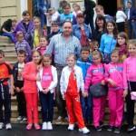Deputatul Cornel Comşa le-a făcut copiilor din comuna Unirea un cadou deosebit