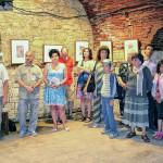 Lucrări remarcabile la Tabăra internaţională de artă de la Aiud