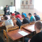 Program de pregătire pentru eliberare, cu deţinuţii din Penitenciarul Aiud