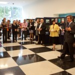 """322 de artişti din 110 ţări au participat la expoziția organizată de """"Inter-Art"""" Aiud la sediul ONU din New York"""