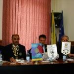 Vineri la Aiud a avut loc festivitatea de cartare, recunoașterea oficială, a celui mai nou Club Rotary din Țară