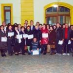 Profesorii merituoşi recompensaţi de Sindicatul Învăţământ Zona Aiud