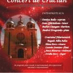 """La Catedrala Ortodoxă """"Sfinţii Trei Ierarhi"""" din Aiud va avea loc vineri un """"Concert de Crăciun"""""""