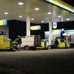 Tinerii care au prădat benzinăria din Vama Seacă au fost reținuți de polițiști