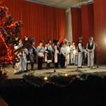 Elevii și preșcolarii din Rădești și Leorinţ au oferit un spectacol de Crăciun