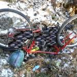 Un bărbat din Lopadea Nouă a decedat după ce a cazut cu bicicleta într-o râpă la Cheile Vălișorii