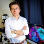 Aiudeanul Sergiu Paşca, filmat în laboratorul american de la Universitatea Stanford din California