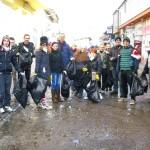 """""""Aiudul renaşte"""", iniţiativa tinerilor aiudeni, concurată de primărie"""