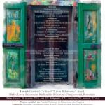 """Vineri 28 martie, la Centrul Cultural """"Liviu Rebreanu"""" din Aiud va avea loc o seară cultural-artistică, cu profesori şi elevi din Gyomaendrőd"""