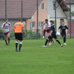 Echipa lui R. Andone a terminat pe locul 5: Olimpia Aiud – Energia Săsciori 8-1 (4-1)