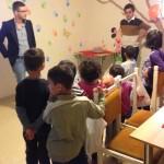 O delegaţie a CJE Alba a vizitat Casa de Copii din Aiud