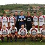 Campioana judeţului Alba la juniori A1, Olimpia Aiud își așteaptă dversarul din Hunedoara sau Sibiu