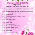 """Sâmbătă 28 iunie la Ciumbrud va avea loc cea de-a XIII-a ediție a """"Zilei Rozelor"""". Vezi programul"""