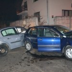 3 copii au fost raniţi într-un accident rutier la Decea