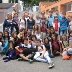 Proiectul Comenius desfășurat în cadrul Şcolii Axente Sever din Aiud a ajuns la final