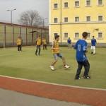 Echipa de fotbal a personalului Penitenciarului Aiud a obținut locul II la Campionatul European de fotbal