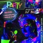 Vineri 29 august, Pub Miro din Aiud vă invită la GlowParty. Invitat special DJ Eddy Varadi
