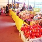 Joi 21 aprilie: Licitație publică pentru închirierea locurilor de vânzare în Piața Agroalimentară din Aiud