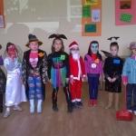 """""""Halloween Party – Fantome prietenoase"""", la Clubul Copiilor din Aiud"""