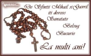 Mesaje de Sfantul Mihail si Gavril