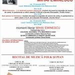164 de ani de la nașterea lui Mihai Eminescu sărbătoriți la Aiud. Vezi programul evenimentului
