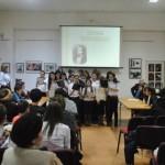 165 ani de la nașterea poetului Mihai Eminescu sărbătoriți la Aiud