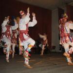 Regal folcloric la Centrul Cultural Liviu Rebreanu din Aiud cu ocazia aniversării a 156 de ani de la Unirea Principatelor Române