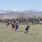 În cel de-al doilea derby al primei runde a returului Ligii a IV-a: Performanţa Ighiu – Olimpia Aiud 3-1 (1-0)