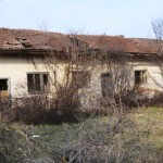 O ruină – loc de joacă pentru copiii municipiului Aiud