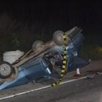 Accident rutier grav la ieșire din Teiuș spre Aiud: Un decedat și două persoane încarcerate după o coliziune între un TIR și un autoturism