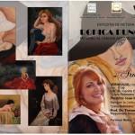 """Centrul Cultural """"Liviu Rebreanu"""" din Aiud va fi vineri gazda expoziției de pictură """"Armonie"""" aparținând artistei Rodica Pungea"""