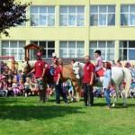 Petrecere organizată de Ziua Internațională a Copilului la Grădiniţa cu Program Prelungit nr. 2 din Aiud