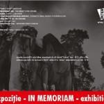"""Astăzi de la ora 18.00 are loc vernisajul expoziției """"In Memoriam"""", la Galeriile de Artă Inter-Art din Aiud"""