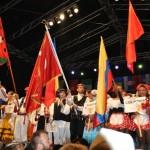 Festivalul Internaţional de Folclor de la Aiud a ajuns la cea de a VI-a ediţie