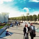 Reamenajarea şi modernizarea centrului istoric din Aiud a intrat în linie dreaptă