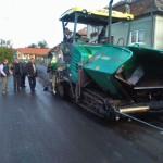 Primăria Aiud a dat publicității situația lucrărilor de reparații în mai multe zone și străzi din municipiu