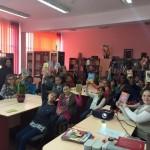 """Ziua mondială a educației sărbătorită la Școala Gimnazială """"Axente Sever"""" din Aiud"""